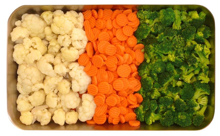 Gemüsepfanne - Kaisergemüse