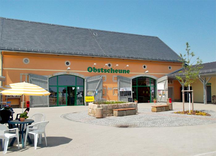 Obstscheune Krietzschwitz