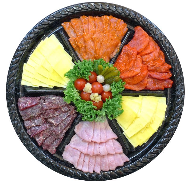 Raclette portioniert für Ihre Feier zu Hause - 6 Personen