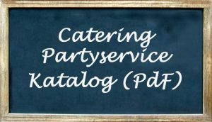 Catering Katalog PdF