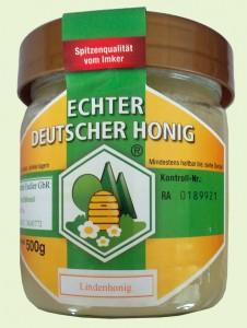 Imkerhonig - Echter deutscher Honig