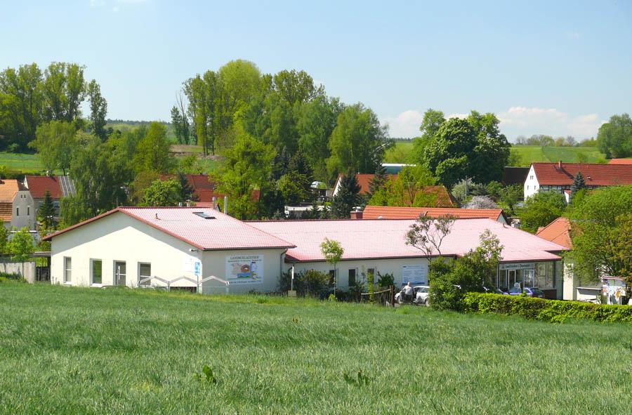 Landschlachthof in Struppen